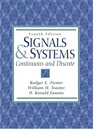 Signals and Systems, Continuous and Discrete
