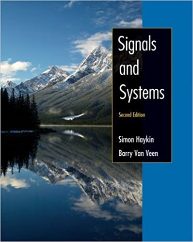 Signals and Systems_Haykin